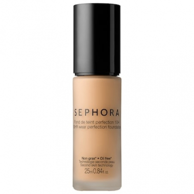Base Líquida 10 Hr Wear Perfection Foundation Sephora Collection