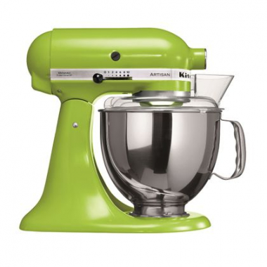 Batedeira Stand Mixer Artisan - Green Apple 127V