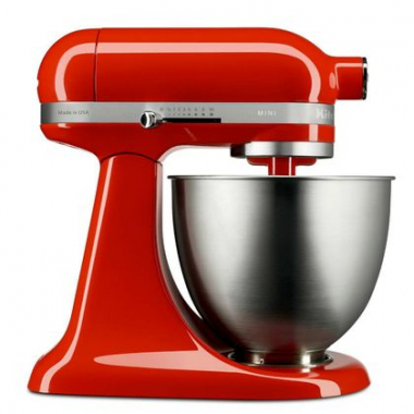 Batedeira Stand Mixer Kitchenaid Artisan Mini Hot Sauce - Kea25Ah 220V