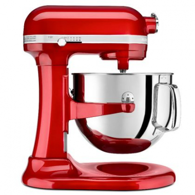 Batedeira Stand Mixer Pro Line 6,9 L - Candy Apple 127V