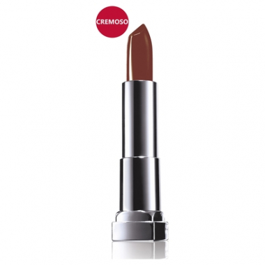 Batom Cremoso Maybelline Color Sensational Cor 208 Sem Censura-Feminino