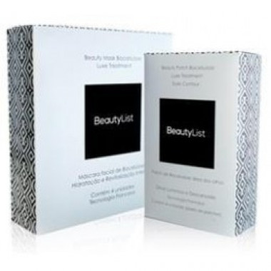 Beauty Mask Biocellulose + Beauty Patch Biocellulose