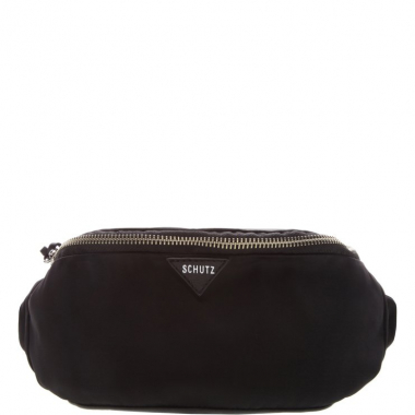 Belt Bag Nylon Sporty Black | Schutz