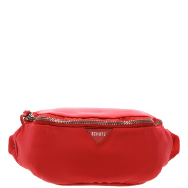 Belt Bag Nylon Sporty Red | Schutz