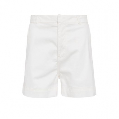 Bermuda Chino Color Canal - Off White