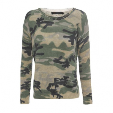 Bl Tricot Camouflage Jt Mob