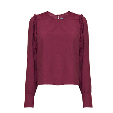 Blusa Coral Mulberry Cruise