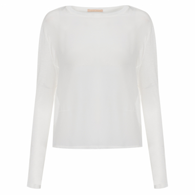 Blusa Feminina Angélia Huston - Off White