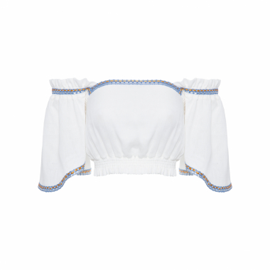 Blusa Feminina Ratina - Off White