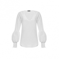 Blusa Giulia  - Off White