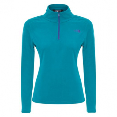Blusa Glacier 1/4 Zip The North Face - Azul
