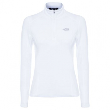 Blusa Glacier 1/4 Zip The North Face - Branco