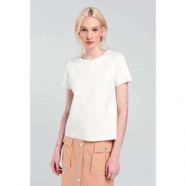 Blusa La Mona Off White
