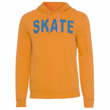 BLUSA MASCULINA MOLETOM COLOR SPORTS - LARANJA
