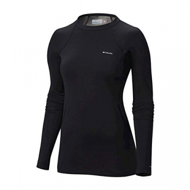 Blusa Midweight Stretch Long Sleeve Top