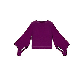 Blusa Need Purple Framed