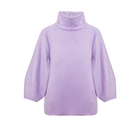 Blusa Touch Lilac Framed