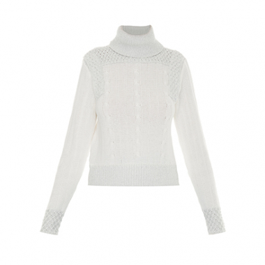 Blusa Tricot Moon Framed