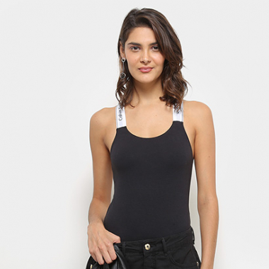 Body Calvin Klein Modern Cotton-Feminino