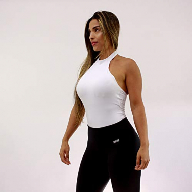 Body Extreme Ladies Beach - Feminino - Branco - M