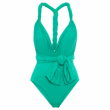 Body Playsuit - Verde