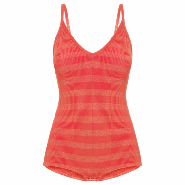 Body Rayon Lurex Ryan – Laranja
