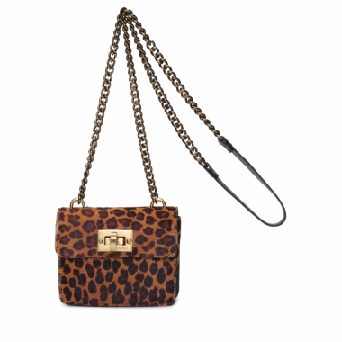 Bolsa Feminina Club Onça - Animal Print