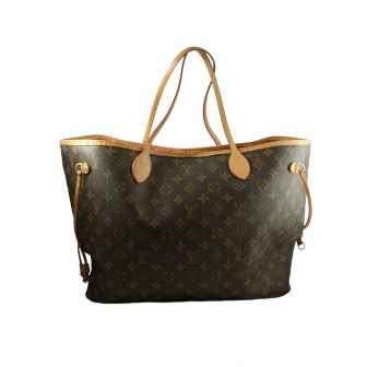 Bolsa Neverfull Monogram Gm