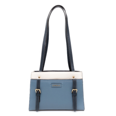 Bolsa Shoulder Thereza Couro Floater