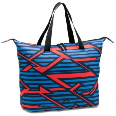 Bolsa Under Armour Ua On The Run Tote Printed-Feminino