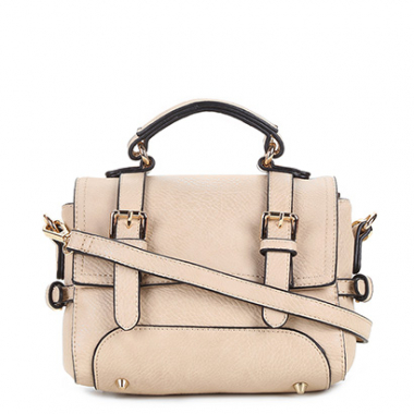 Bolsa Wj Mini Bag Satchel Crossbody Feminina-Feminino
