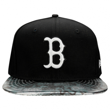 Boné New Era 950 MLB St Metacamo Boston Red Sox
