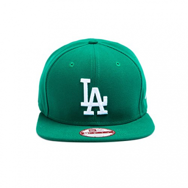 Boné Strapback New Era 950 Los Angeles Dodgers Verde