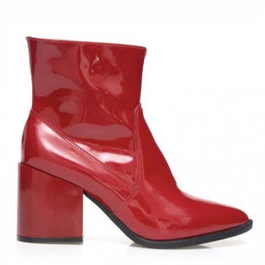 Boot Anne - Red