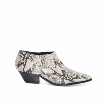 Bota Feminina Snake Other - Animal Print