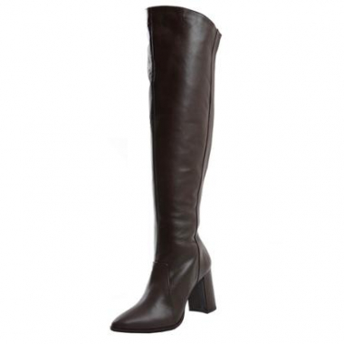Bota Laura Prado Over The Knee Feminina-Feminino