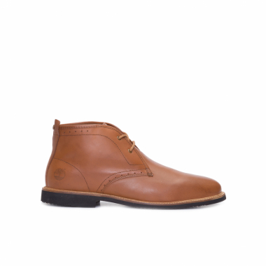 Bota Masculina Earthkeepers New West Pt Chukka Caramel - Marrom