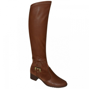 Bota Over The Knee Mississipi Feminino-Feminino