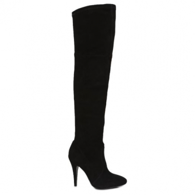Bota Over The Knee Le Lis Blanc - Preto