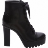 Bota Tratorada Leather Black | Schutz
