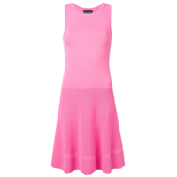 Boutique Moschino Vestido Slim - Rosa
