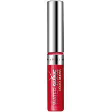 Brilho Water Shine Liquid Gloss Spicy Forever Ginger de Maybelline