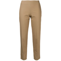 Brunello Cucinelli Calça Cropped Slim - Neutro
