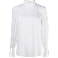 Brunello Cucinelli Double-Cuffed Shirt - Branco
