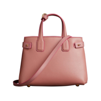 Burberry Bolsa 'the Small Banner' - Rosa