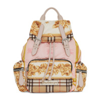 Burberry Mochila The Medium Rucksack - Estampado