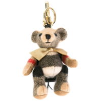 Burberry Pingente 'thomas Bear' - Estampado