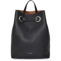 Burberry Mochila The Leather - Preto