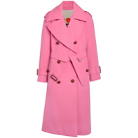 Burberry Trench Coat Oversized - Rosa