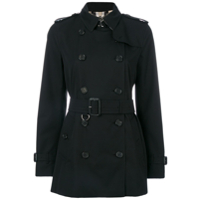 Burberry Trench Coat 'sandringham' - Preto